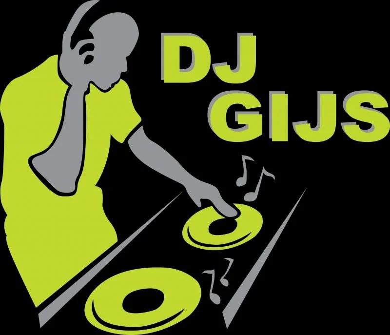 Logo DJ GIJS